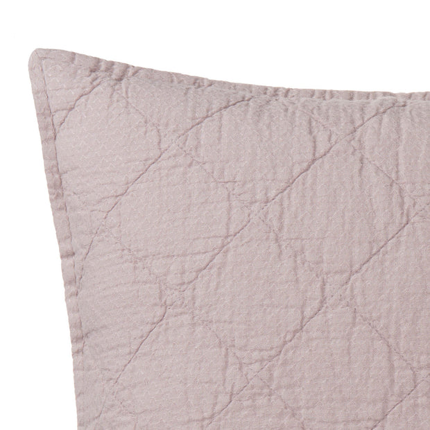 Lousa cushion, powder pink, 100% linen | URBANARA cushion covers