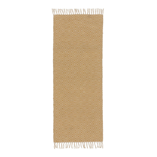 Dasheri Rug [Mustard/Cream]