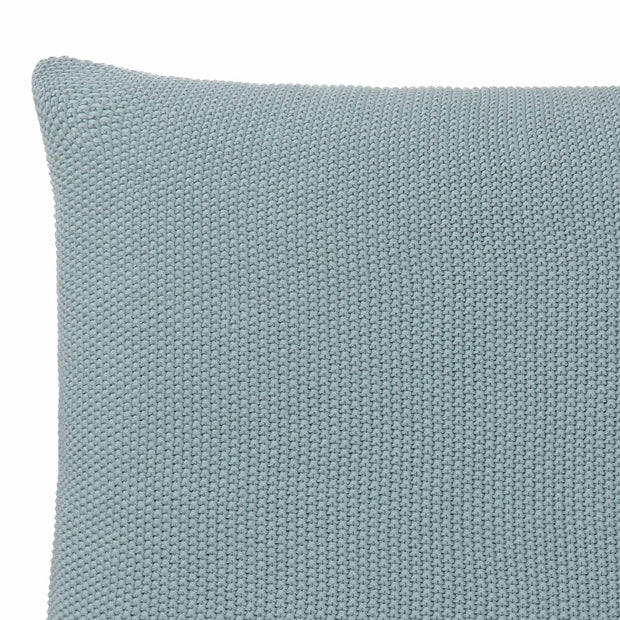 Antua cushion cover, green grey, 100% cotton | URBANARA cushion covers