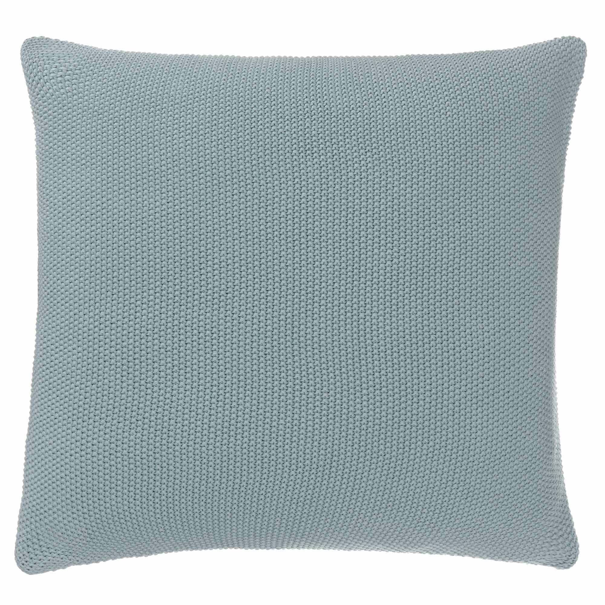 Antua cushion cover, green grey, 100% cotton