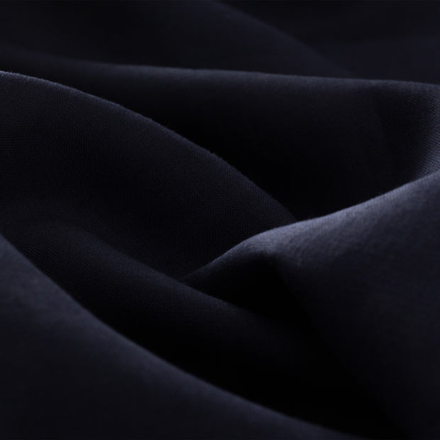 Teis table cloth, dark blue, 100% linen | URBANARA tablecloths