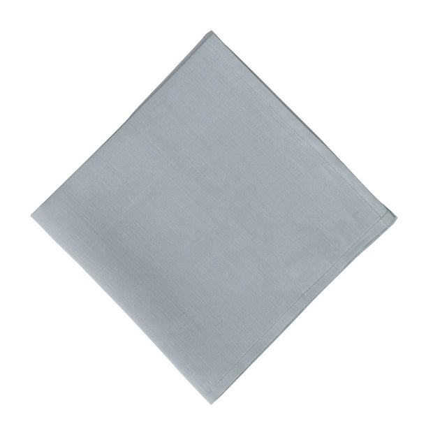 Teis table runner, grey green, 100% linen |High quality homewares