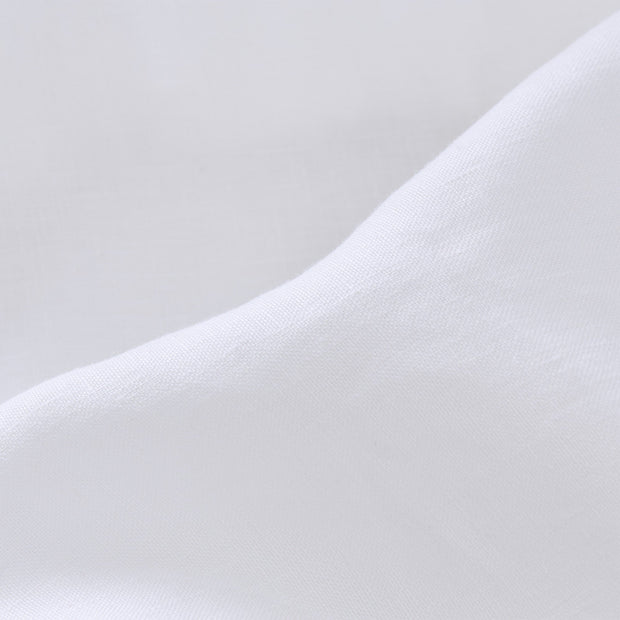 Toulon Mattress Topper Fitted Sheet in white | Home & Living inspiration | URBANARA