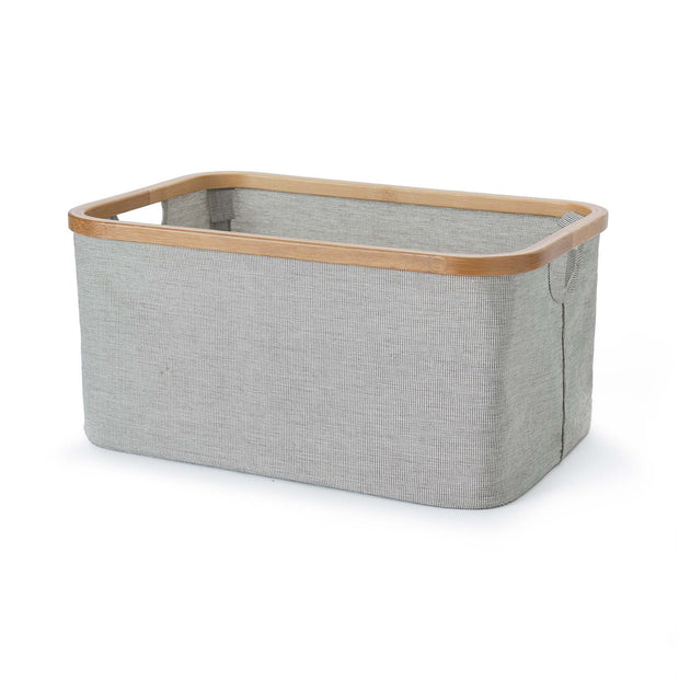 Champa Storage Box [Black/White/Brown]