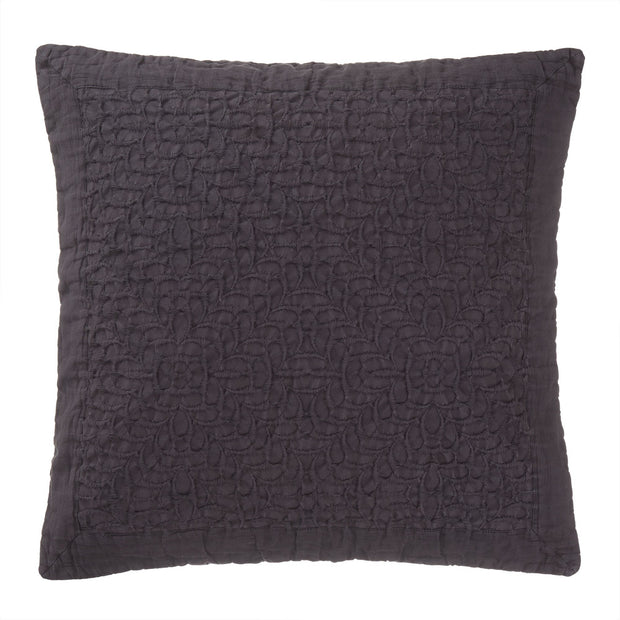 Alviela Cotton Bedspread [Charcoal]