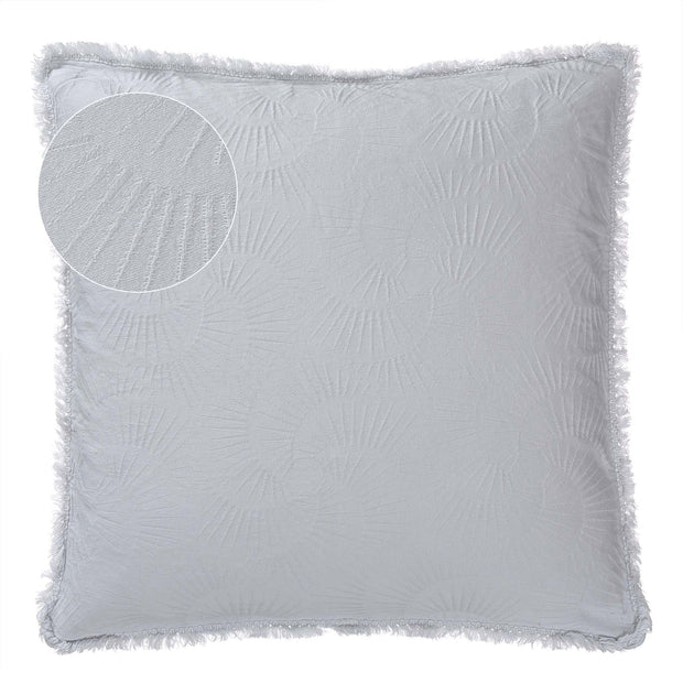 Espinho cushion cover, light stone grey, 100% cotton