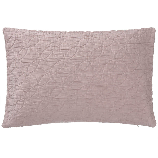 Carvado cushion cover, taupe, 100% cotton