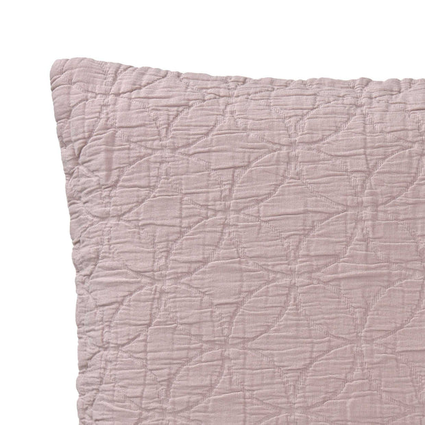 Carvado cushion cover, taupe, 100% cotton | URBANARA cushion covers
