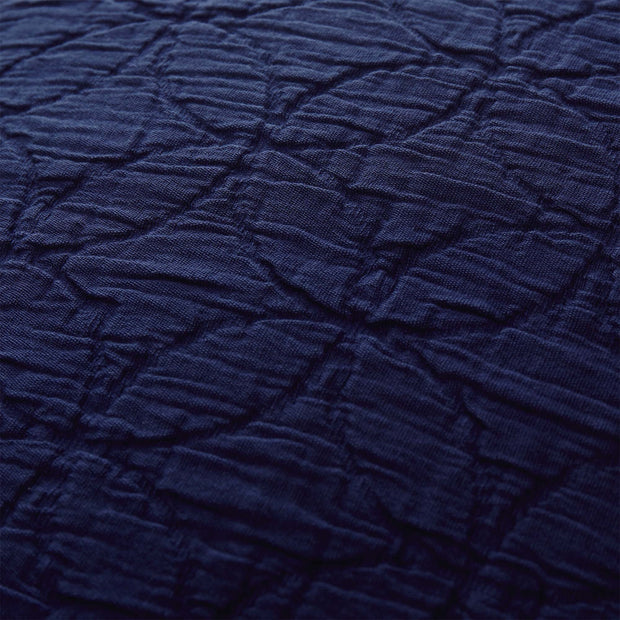 Carvado cushion cover, dark blue, 100% cotton |High quality homewares