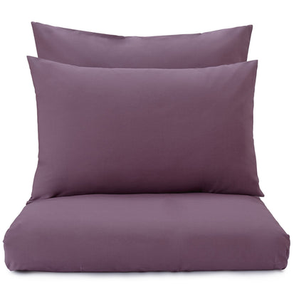 Manteigas duvet cover, aubergine, 100% organic cotton