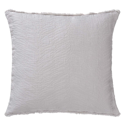 Ruivo cushion cover, light grey, 100% cotton