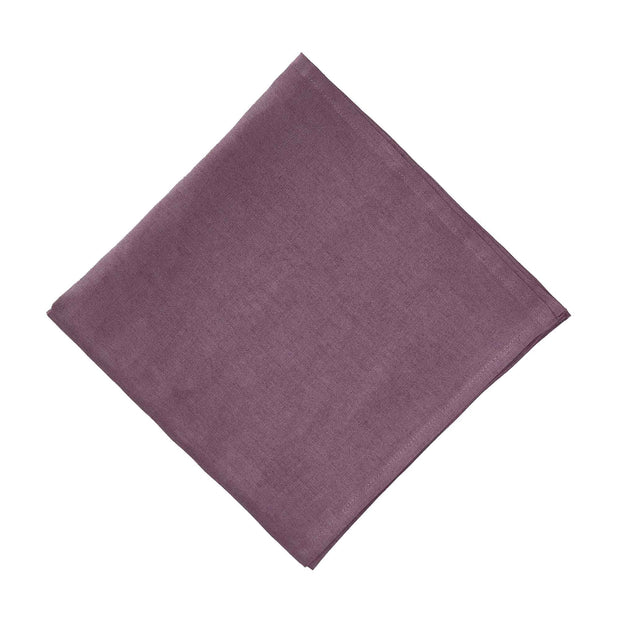 Teis Tablecloth [Aubergine]
