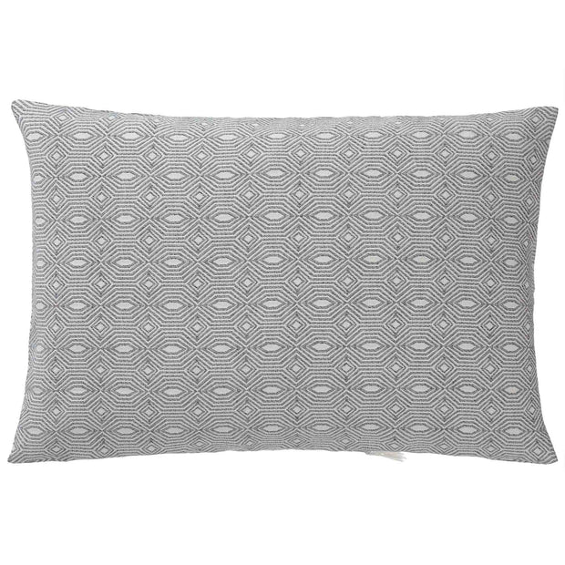 Alcoa cushion cover, black & natural white, 100% cotton |High quality homewares