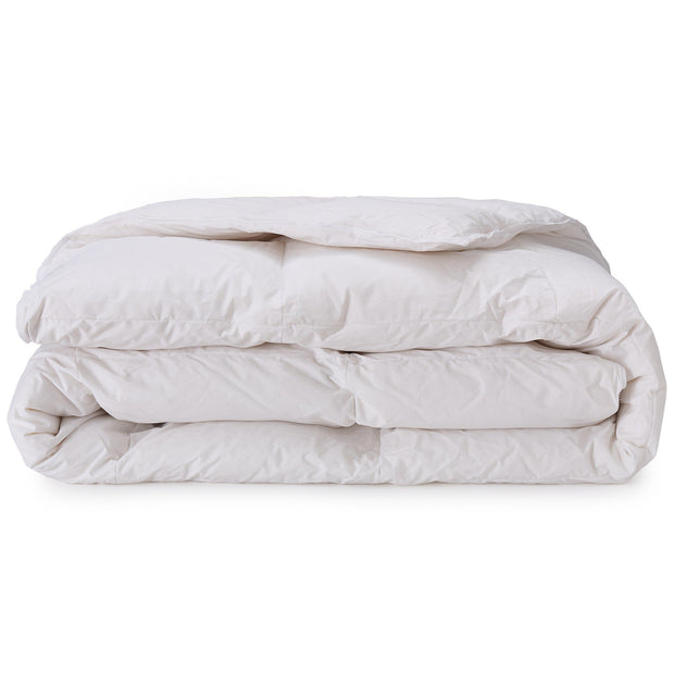 Halver All Seasons Duvet white, 100% cotton