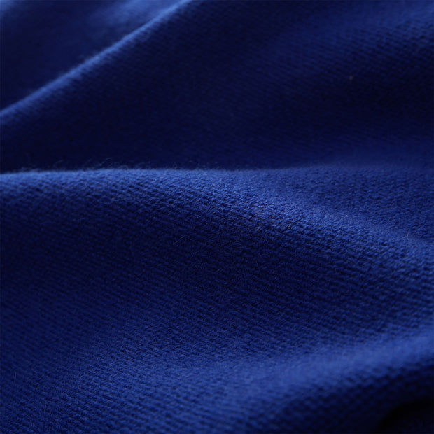 Nora jumper, royal blue, 50% cashmere wool & 50% wool |High quality homewares