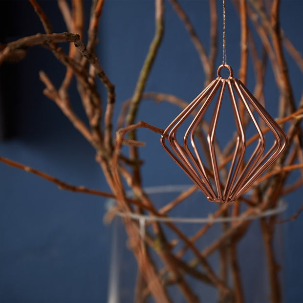 Copper Gori Weihnachtsdekoration | Home & Living inspiration | URBANARA