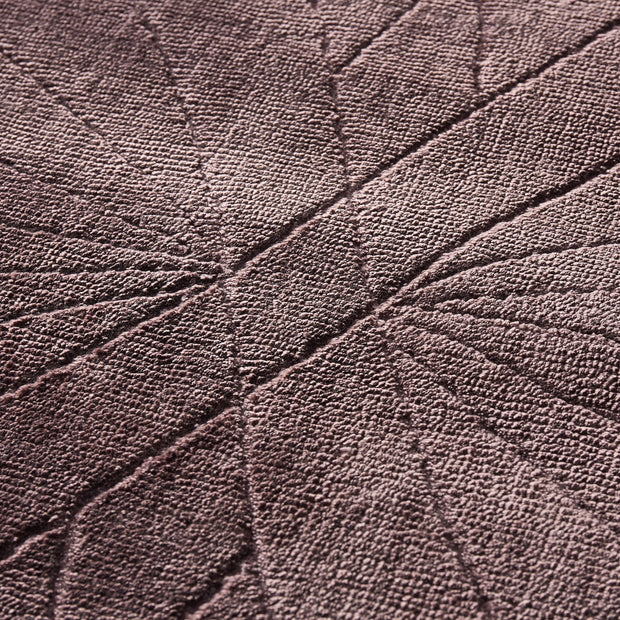 Arreau rug, plum, 100% viscose |High quality homewares
