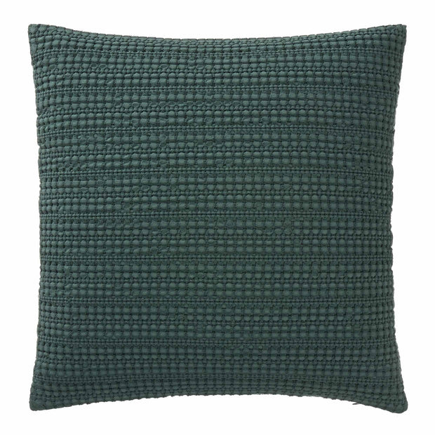 Anadia cushion cover, green, 100% cotton