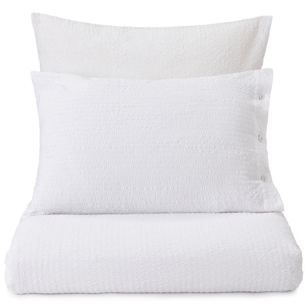 Ansei Bed Linen in white | Home & Living inspiration | URBANARA