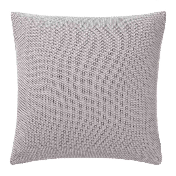 Antua cushion cover, silver grey, 100% cotton