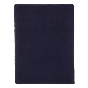 Lixa Cotton Quilt [Dark blue]