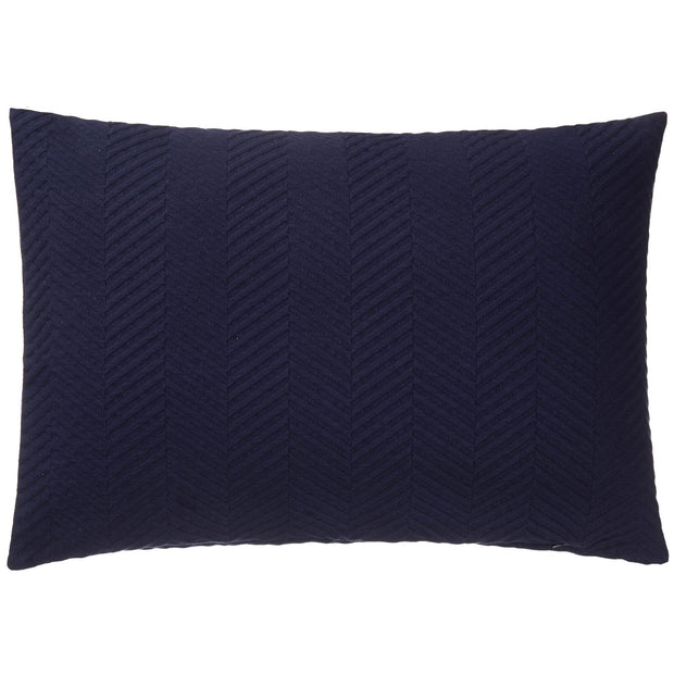 Lixa bedspread in dark blue, 100% cotton |Find the perfect bedspreads & quilts