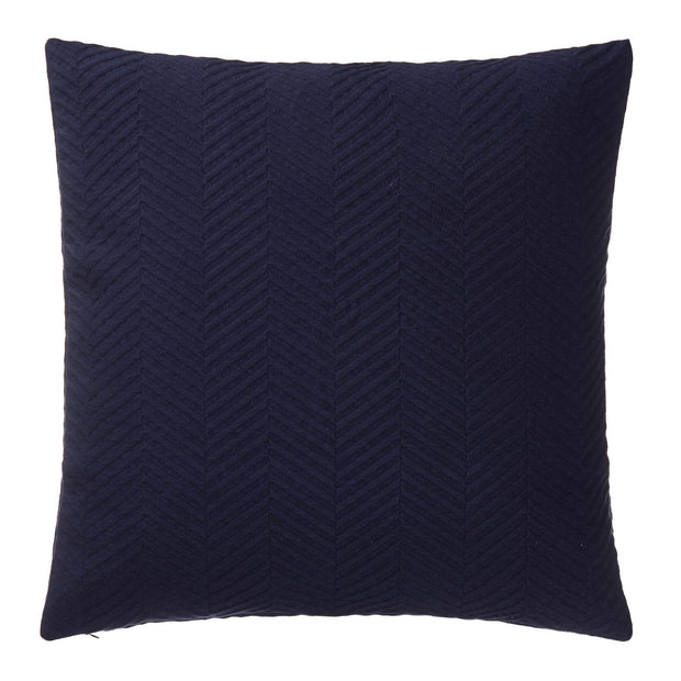 Lixa bedspread, dark blue, 100% cotton |High quality homewares