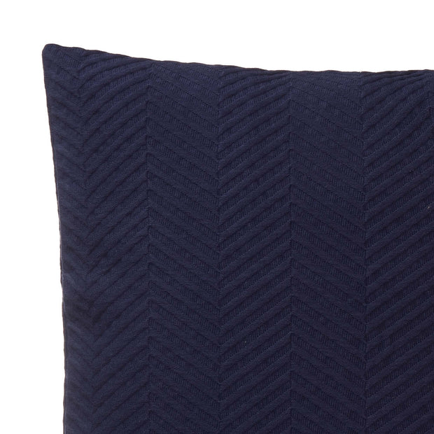 Dark blue Lixa Kissenhülle | Home & Living inspiration | URBANARA