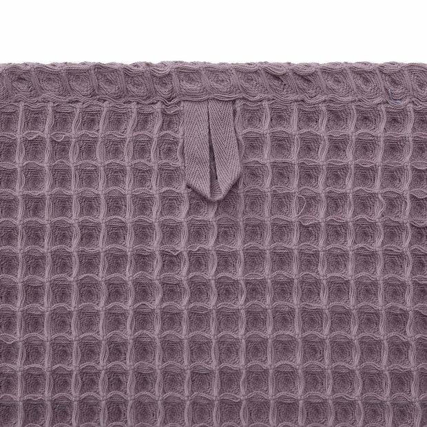 Mikawa Towel Collection mauve, 100% cotton | High quality homewares