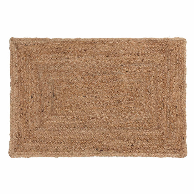 Nandi doormat, natural, 100% jute
