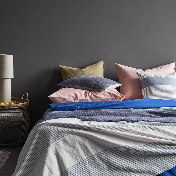 Light dusty pink Perpignan Bettdeckenbezug | Home & Living inspiration | URBANARA