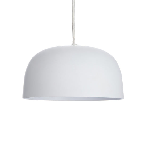 Murguma pendant lamp, white, 100% metal