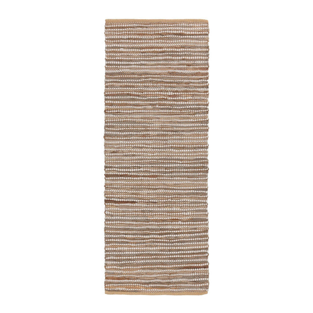 Metz Runner in warm brown & natural | Home & Living inspiration | URBANARA