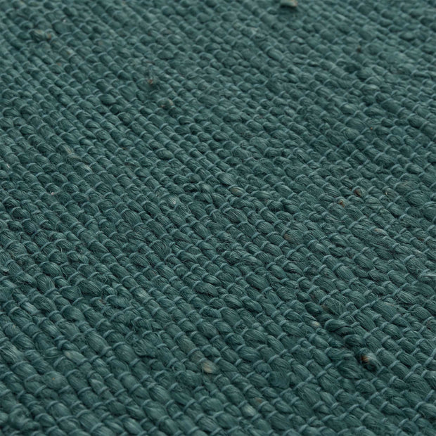 Gorbio rug, grey green, 90% jute & 10% cotton |High quality homewares