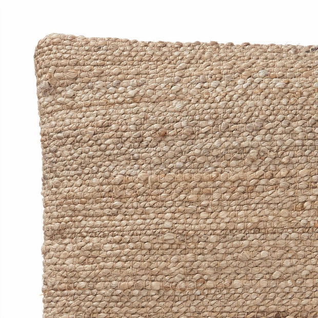 Silani cushion in natural, 90% jute & 10% cotton & 100% cotton |Find the perfect cushion covers