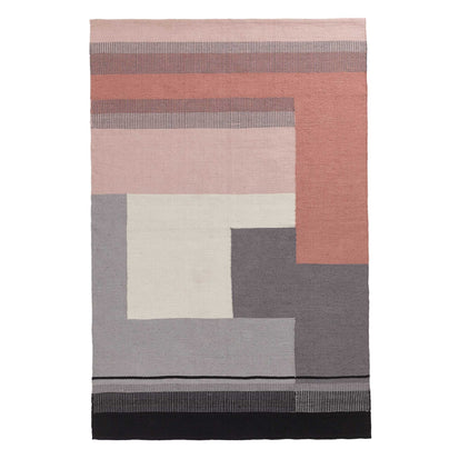 Grey & Light pink & Dusty pink Indari Teppich | Home & Living inspiration | URBANARA