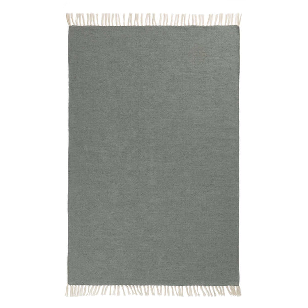 Udaka Outdoor Rug in green grey | Home & Living inspiration | URBANARA