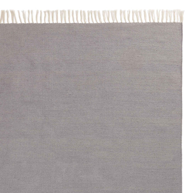 Udaka Outdoor Rug silver grey, 100% pet