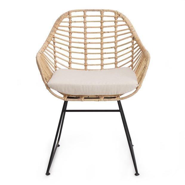 Palu Rattan Chair natural, 100% rattan | Find the perfect small furniture