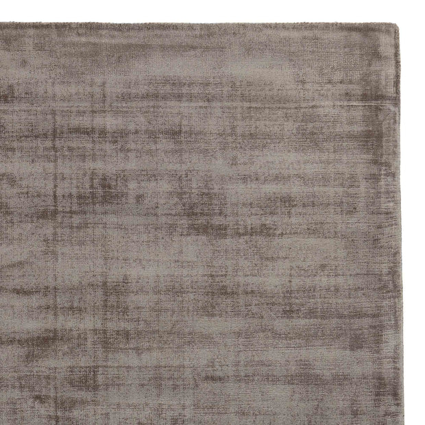 Lerici rug, grey, 100% viscose