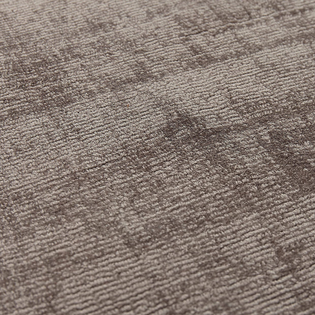 Lerici rug, grey, 100% viscose |High quality homewares