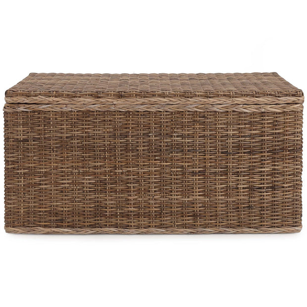 Java trunk, grey brown, 100% rattan