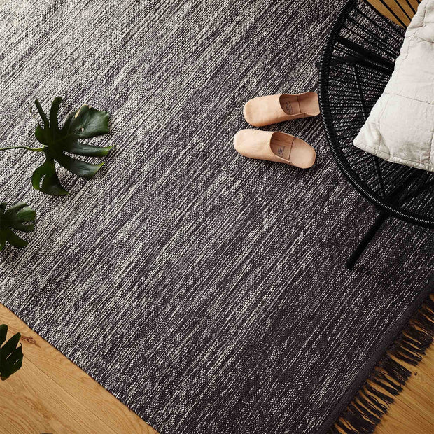 Grey & Natural white Ziller Teppich | Home & Living inspiration | URBANARA