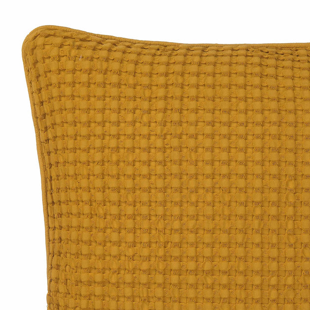 Veiros Cushion [Mustard]