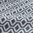 Teal & White Viana Tagesdecke | Home & Living inspiration | URBANARA
