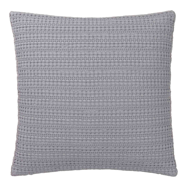 Anadia Cushion light grey, 100% cotton