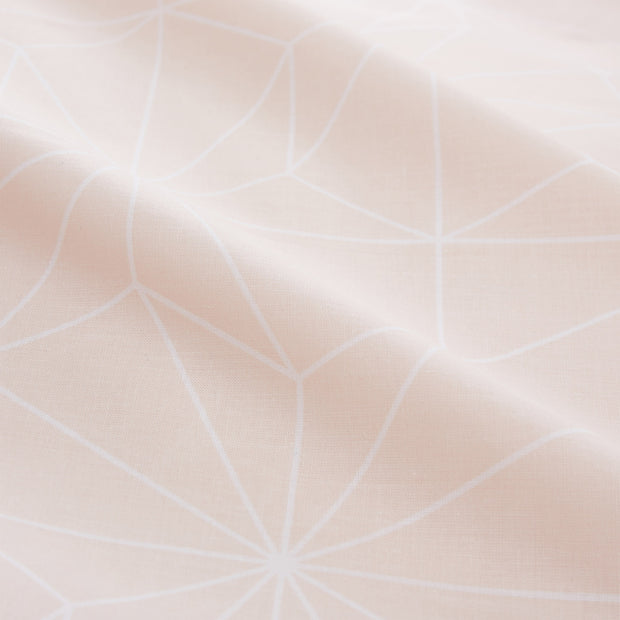 Renforce Bed Linen Set Albufeira powder pink & white, 100% cotton | Find the perfect cotton bedding