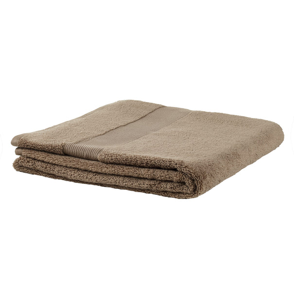 Alvito Towel Collection in light brown | Home & Living inspiration | URBANARA