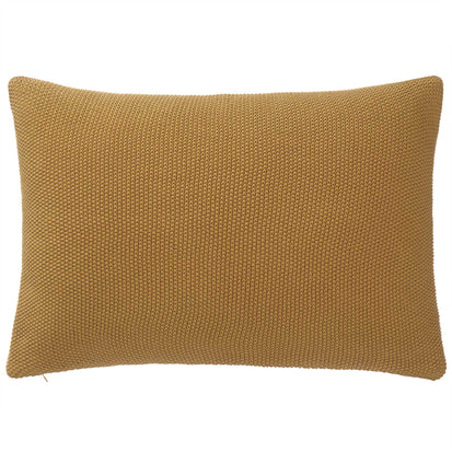 Antua Cushion bright mustard, 100% cotton
