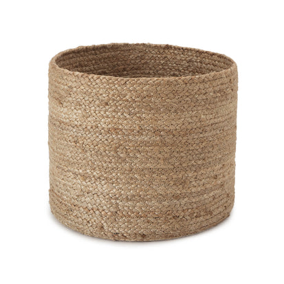 Chenab Storage Basket natural, 100% jute